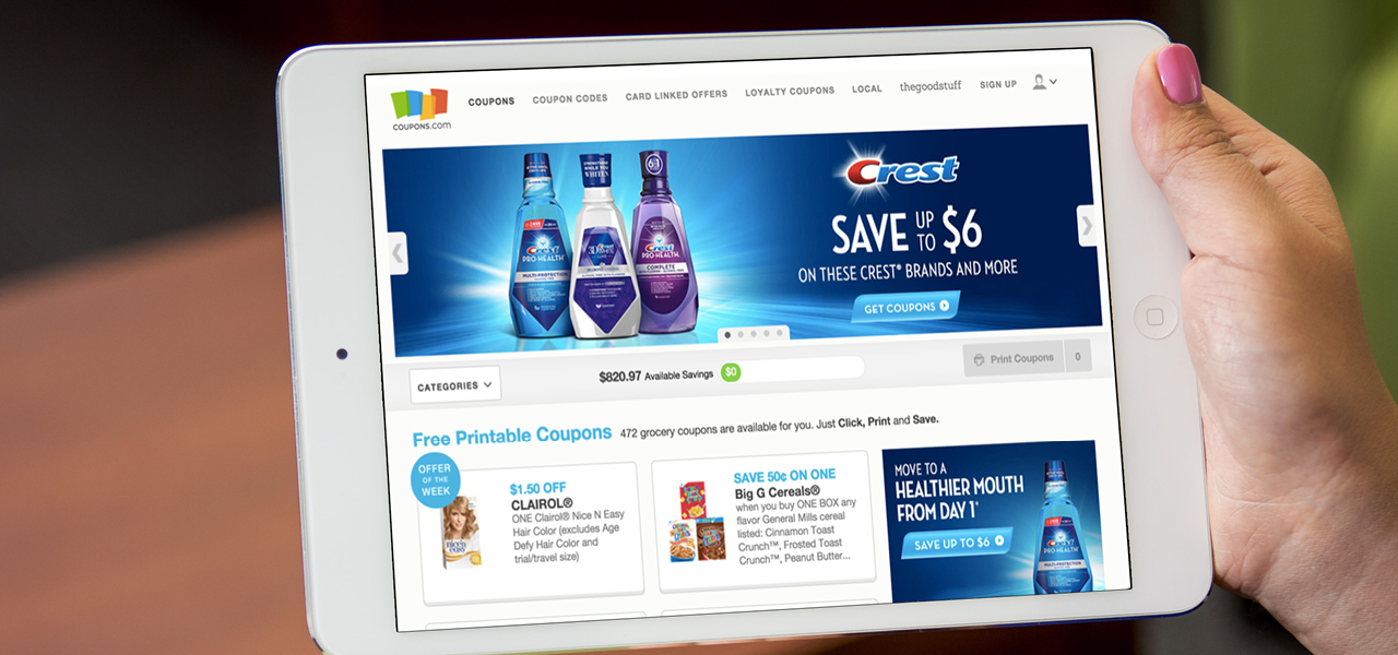 The Rise of Digital Coupons – Welcoming the 2020 Era