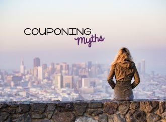 Smashing Couponing Myths for Big Savings this Year