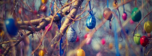 Non-Candy Frugal Easter Baskets Ideas