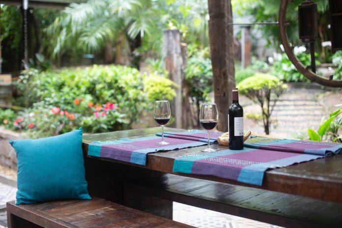 High-quality patio furniture