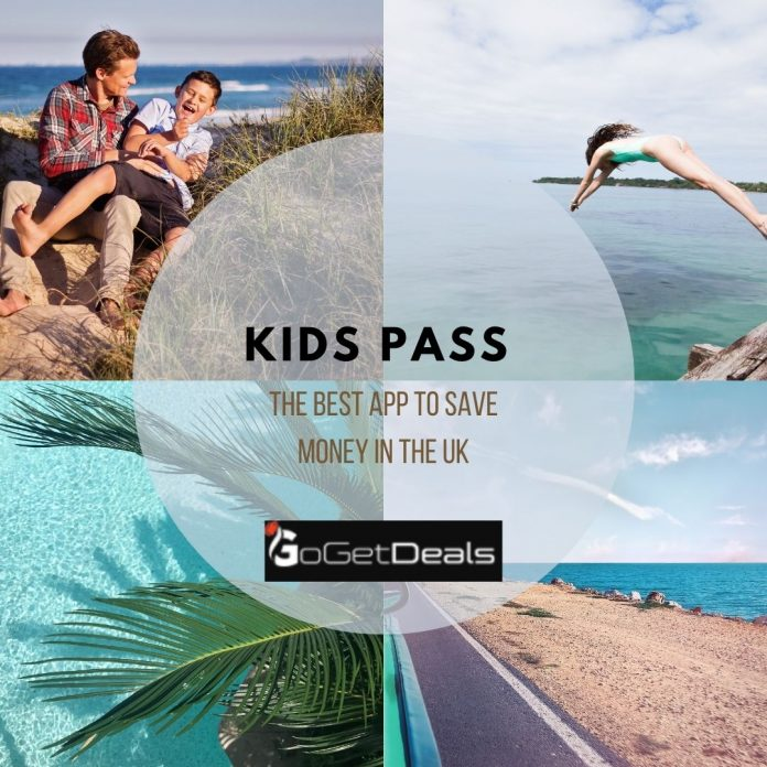 Kids Pass App UK