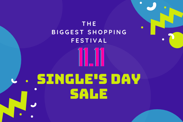 singles day sales
