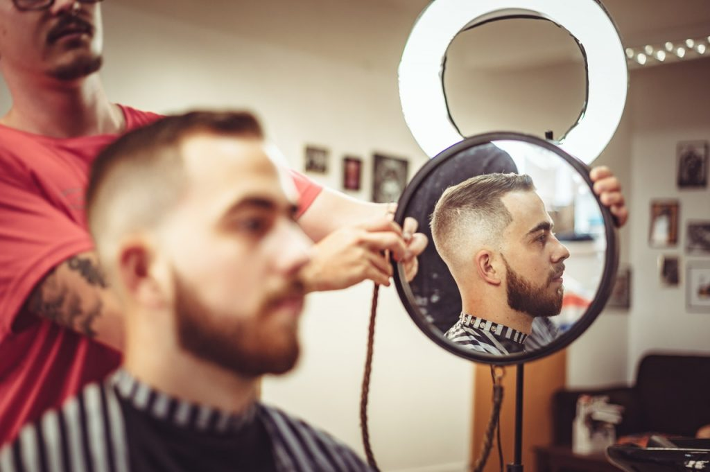 Men Hairstyle Trends