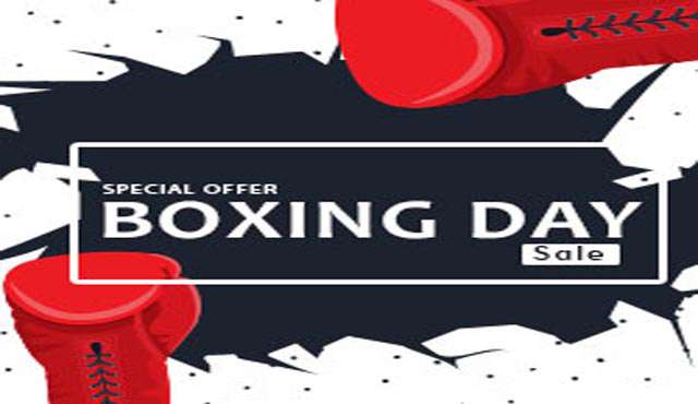Boxing Day Discount Codes