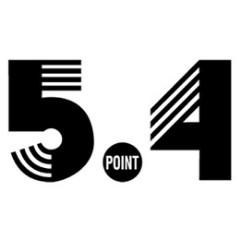 5.4 (5 point 4)