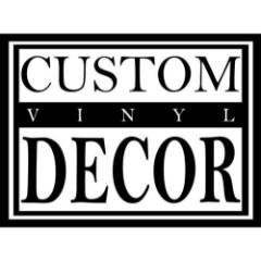 Custom Vinyl Decor