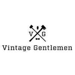 vintage gentlemen